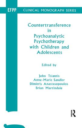 Countertransference in Psychoanalytic Psychotherapy with Children and Adolescents: 1st Edition (Paperback) book cover