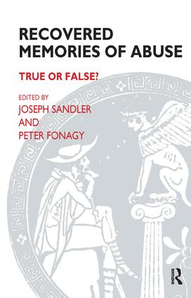 Recovered Memories of Abuse: True or False?, 1st Edition (Paperback) book cover