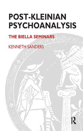 Post-Kleinian Psychoanalysis