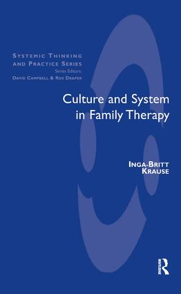 Culture and System in Family Therapy
