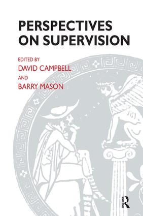 Perspectives on Supervision: 1st Edition (Paperback) book cover
