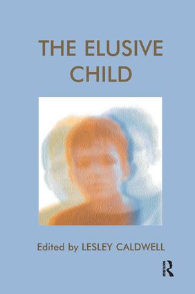 The Elusive Child: 1st Edition (Paperback) book cover