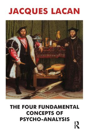 The Four Fundamental Concepts of Psycho-Analysis: 1st Edition (Paperback) book cover