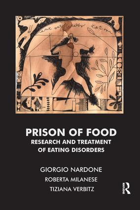 Prison of Food: Research and Treatment of Eating Disorders, 1st Edition (Paperback) book cover