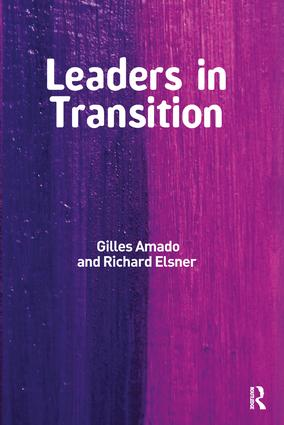 Leaders in Transition: The Tensions at Work as New Leaders Take Charge, 1st Edition (Paperback) book cover