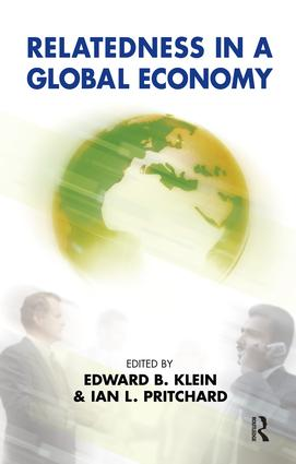 Relatedness in a Global Economy: 1st Edition (Paperback) book cover