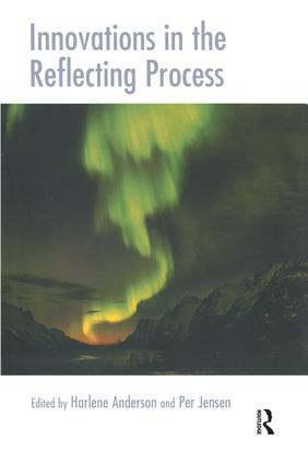 Innovations in the Reflecting Process: 1st Edition (Paperback) book cover