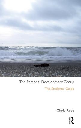 The Personal Development Group: The Student's Guide, 1st Edition (Paperback) book cover