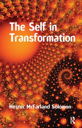 The Self in Transformation: 1st Edition (Paperback) book cover