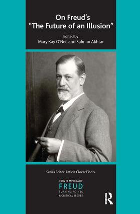 On Freud's The Future of an Illusion: 1st Edition (Paperback) book cover