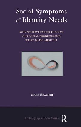 Social Symptoms of Identity Needs: Why We Have Failed to Solve Our Social Problems and What to do About It book cover