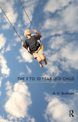 The 5 to 10 Year-Old Child book cover
