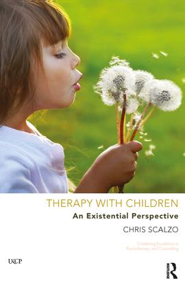Therapy with Children: An Existential Perspective book cover