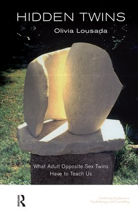 Hidden Twins: What Adult Opposite Sex Twins Have to Teach Us book cover