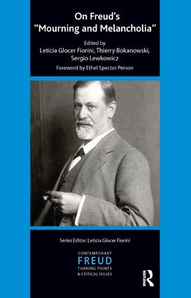 On Freud's Mourning and Melancholia book cover