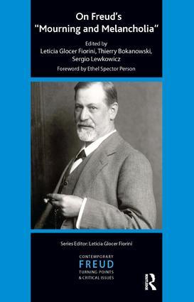 On Freud's Mourning and Melancholia