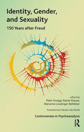 Identity, Gender, and Sexuality: 150 Years After Freud, 1st Edition (Paperback) book cover