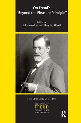 On Freud's Beyond the Pleasure Principle book cover