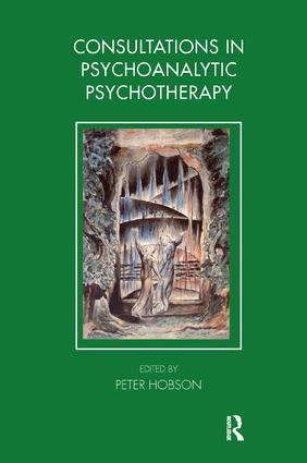 Consultations in Dynamic Psychotherapy: 1st Edition (Paperback) book cover