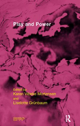 Play and Power: 1st Edition (Paperback) book cover