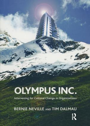 Olympus Inc: Intervening for Cultural Change in Organizations, 1st Edition (Paperback) book cover