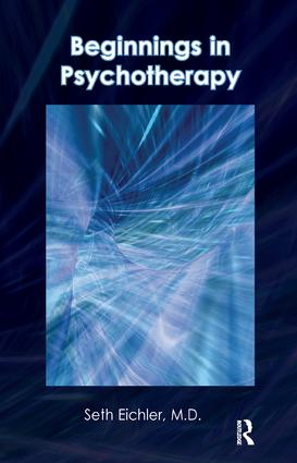 Beginnings in Psychotherapy: A Guidebook for New Therapists, 1st Edition (Paperback) book cover