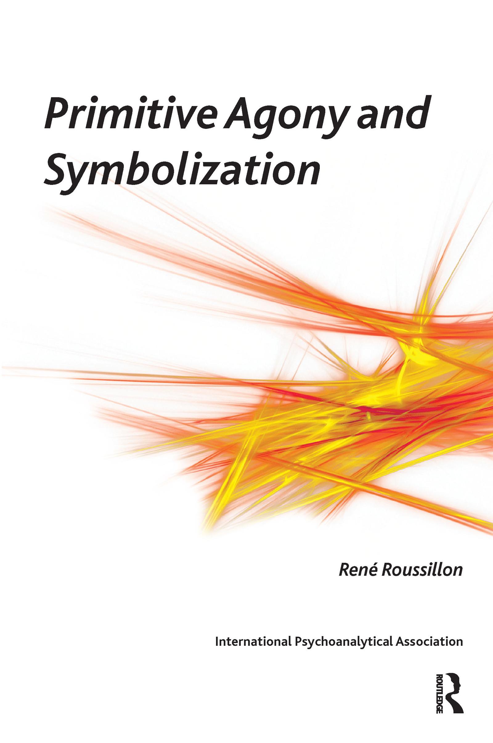 Primitive Agony and Symbolization book cover