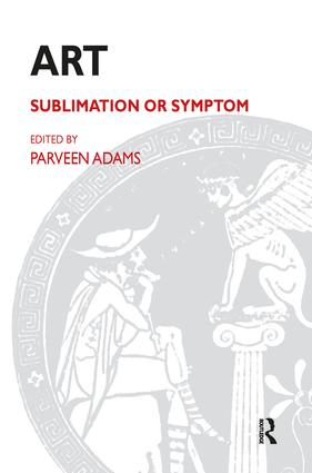 Art: Sublimation or Symptom, 1st Edition (Paperback) book cover