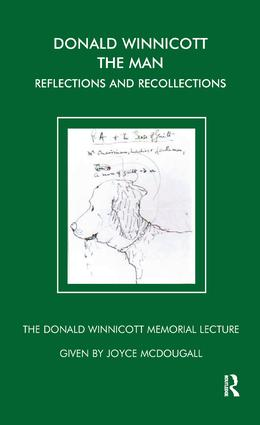 Donald Winnicott The Man