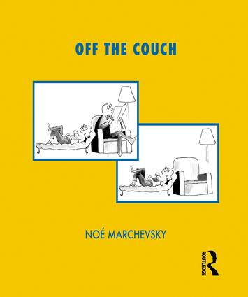 Off the Couch: 1st Edition (Paperback) book cover
