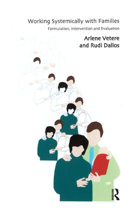 Working Systemically with Families: Formulation, Intervention and Evaluation, 1st Edition (Paperback) book cover