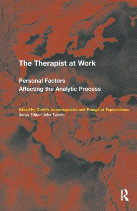 The Therapist at Work