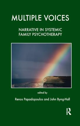 Multiple Voices: Narrative in Systemic Family Psychotherapy, 1st Edition (Paperback) book cover