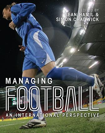 Managing Football: 1st Edition (Paperback) book cover