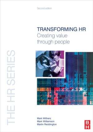 Transforming HR: 2nd Edition (Paperback) book cover