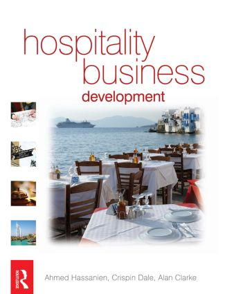 Hospitality Business Development (Paperback) book cover