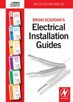 Brian Scaddan's Electrical Installation Guides CD