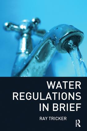 Water Regulations In Brief: 1st Edition (Paperback) book cover