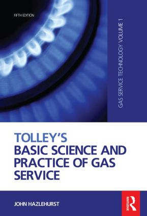 Tolley's Basic Science and Practice of Gas Service book cover