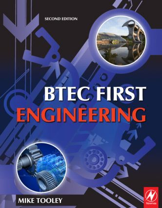 BTEC First Engineering: 2nd Edition (Paperback) book cover