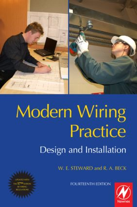 Modern Wiring Practice, 14th ed: 14th Edition (Paperback) book cover