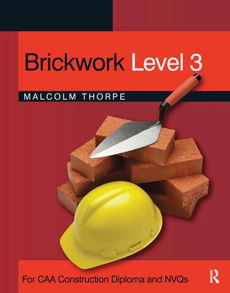 Brickwork Level 3 (Paperback) book cover