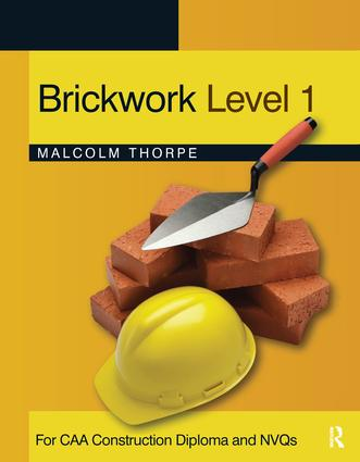 Brickwork Level 1 (Paperback) book cover
