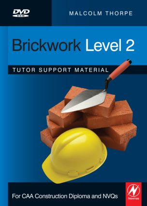 Brickwork Level 2 Tutor Support Material: 1st Edition (CD-ROM) book cover