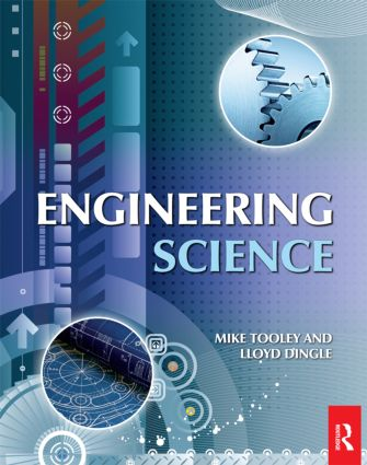 Engineering Science: For Foundation Degree and Higher National (Paperback) book cover