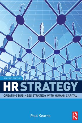 HR Strategy: 2nd Edition (Paperback) book cover
