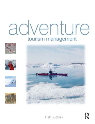 Adventure Tourism Management (Paperback) book cover