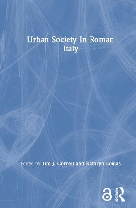 Warfare and urbanization in Roman Italy
