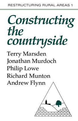 Constructuring The Countryside: An Approach To Rural Development (Paperback) book cover