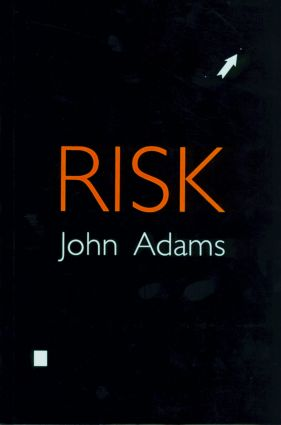 Risk: 1st Edition (Paperback) book cover